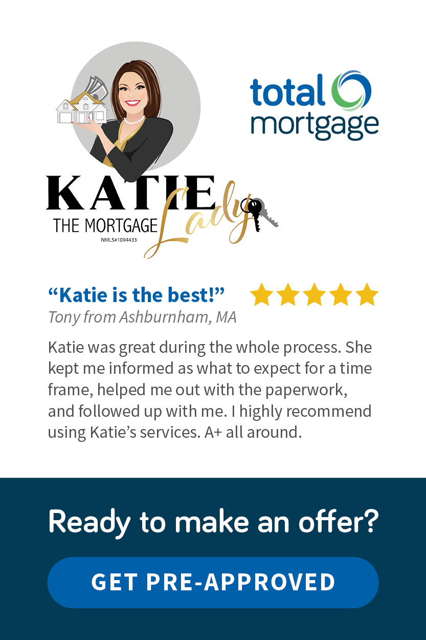Katie Weldon Get Pre-Approved for a Mortage